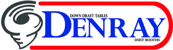 Downdraft Tables | Denray Machine Inc.